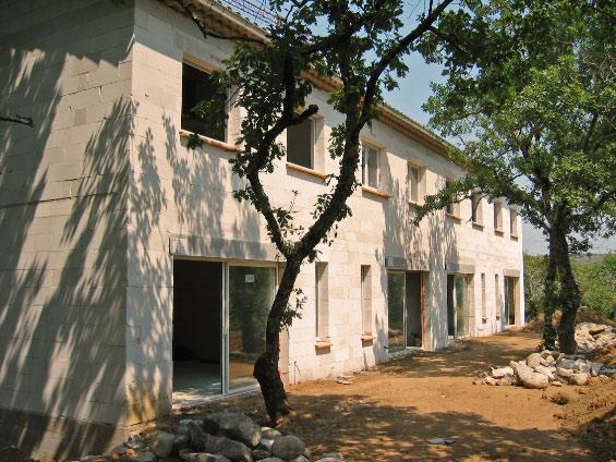 Bambouseraie Labeaume bâtiment 1d
