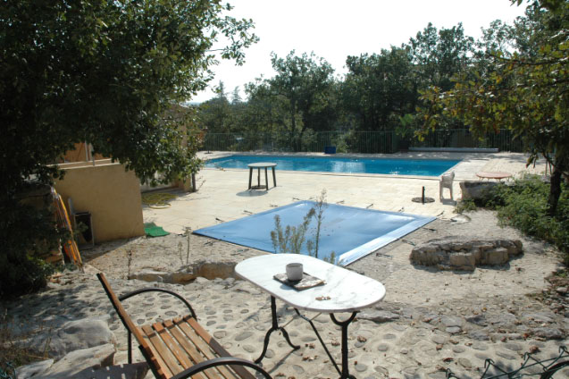 Bambouseraie, Piscine poolhouse 10