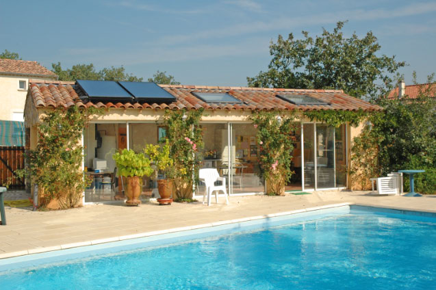 Bambouseraie, Piscine poolhouse 3