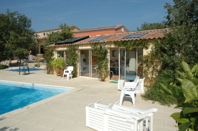 Bambouseraie, Piscine poolhouse 6