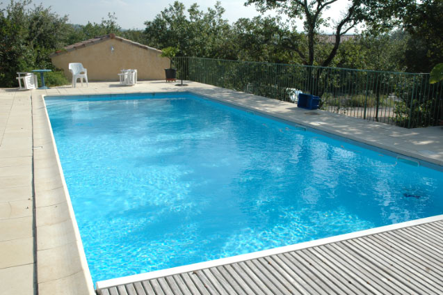 Bambouseraie, Piscine poolhouse 8