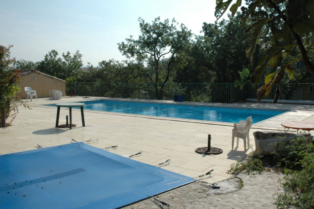 Bambouseraie, Piscine poolhouse 9