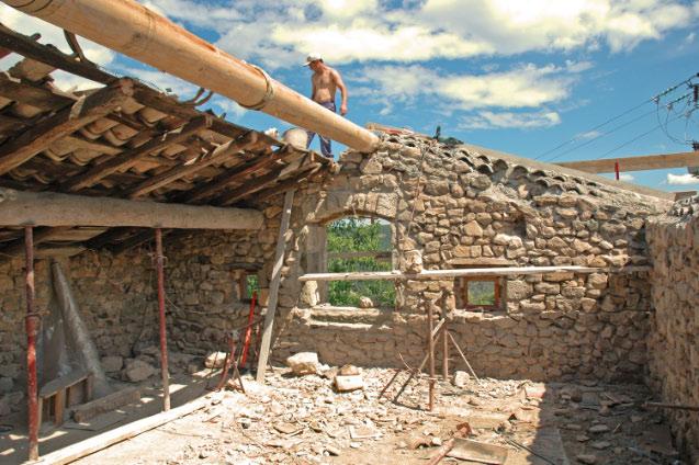 Réfection de toiture Chazeau