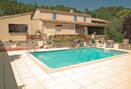 Carrelage piscine Vinezac