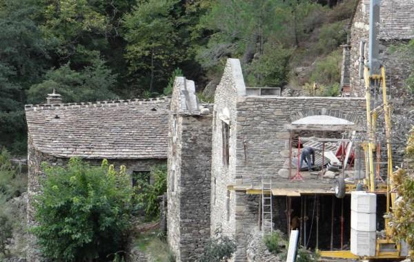 Rénovation Saint Mélany