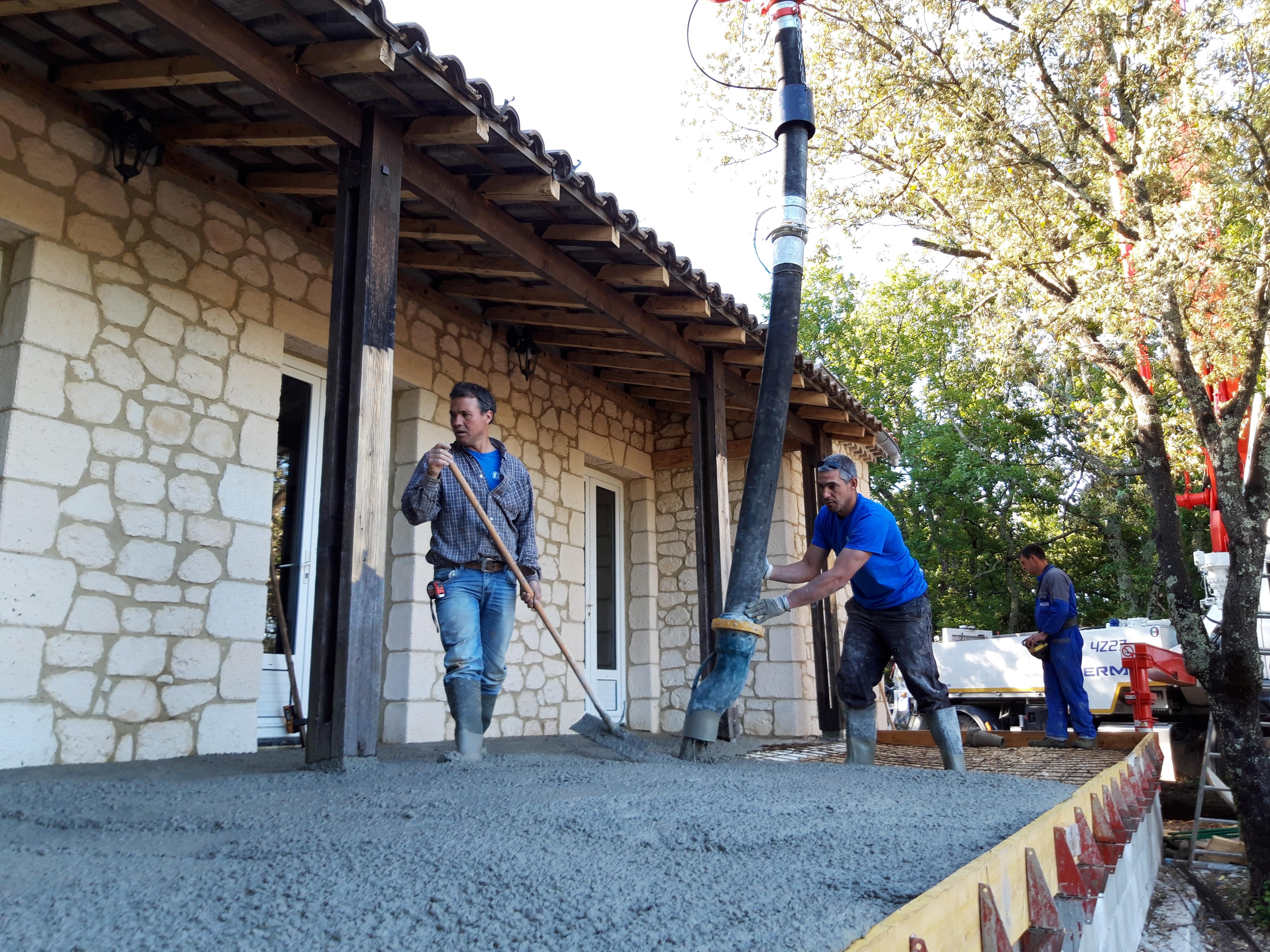 Construction terrasse (7)