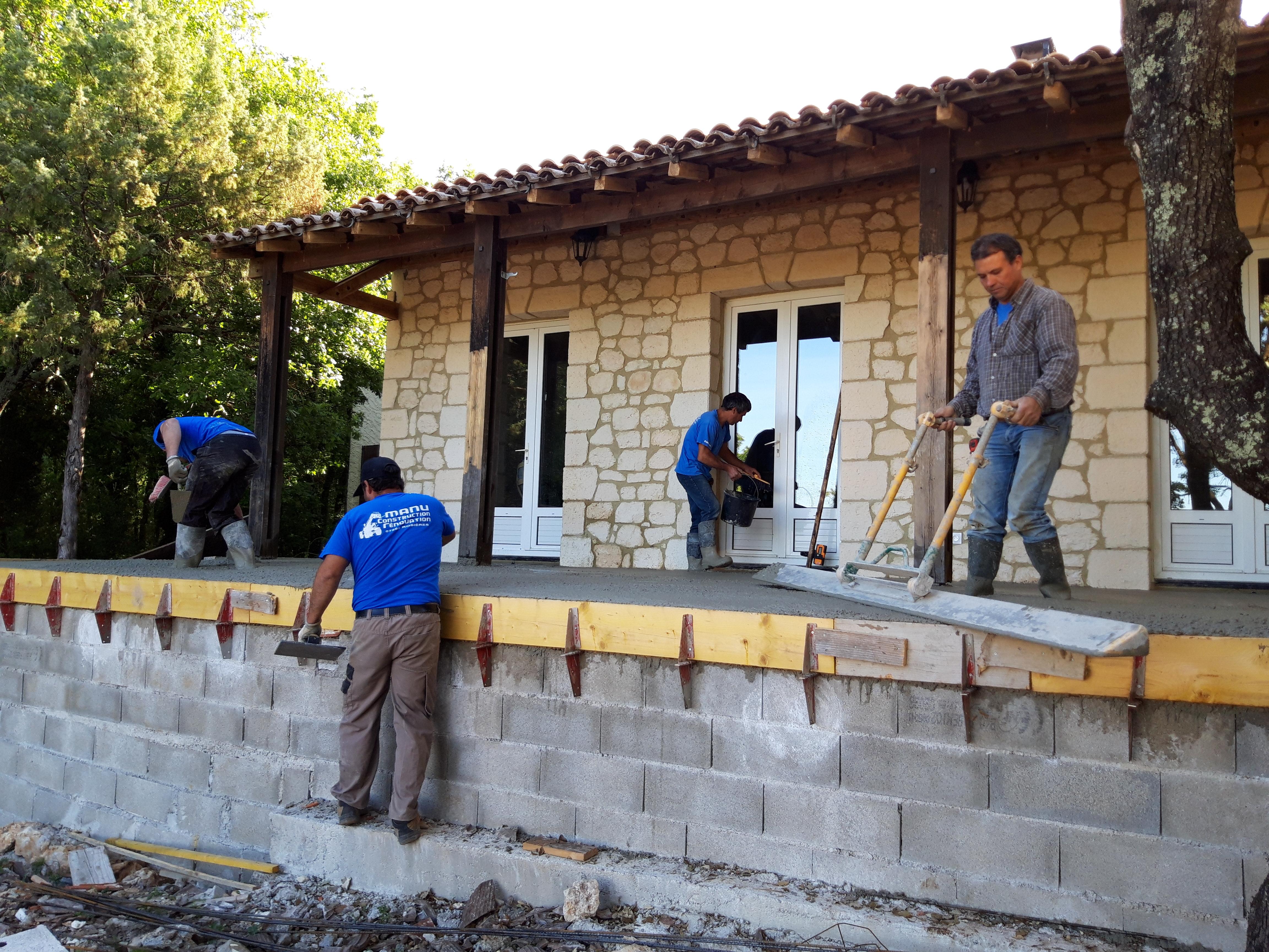 Construction terrasse (9)