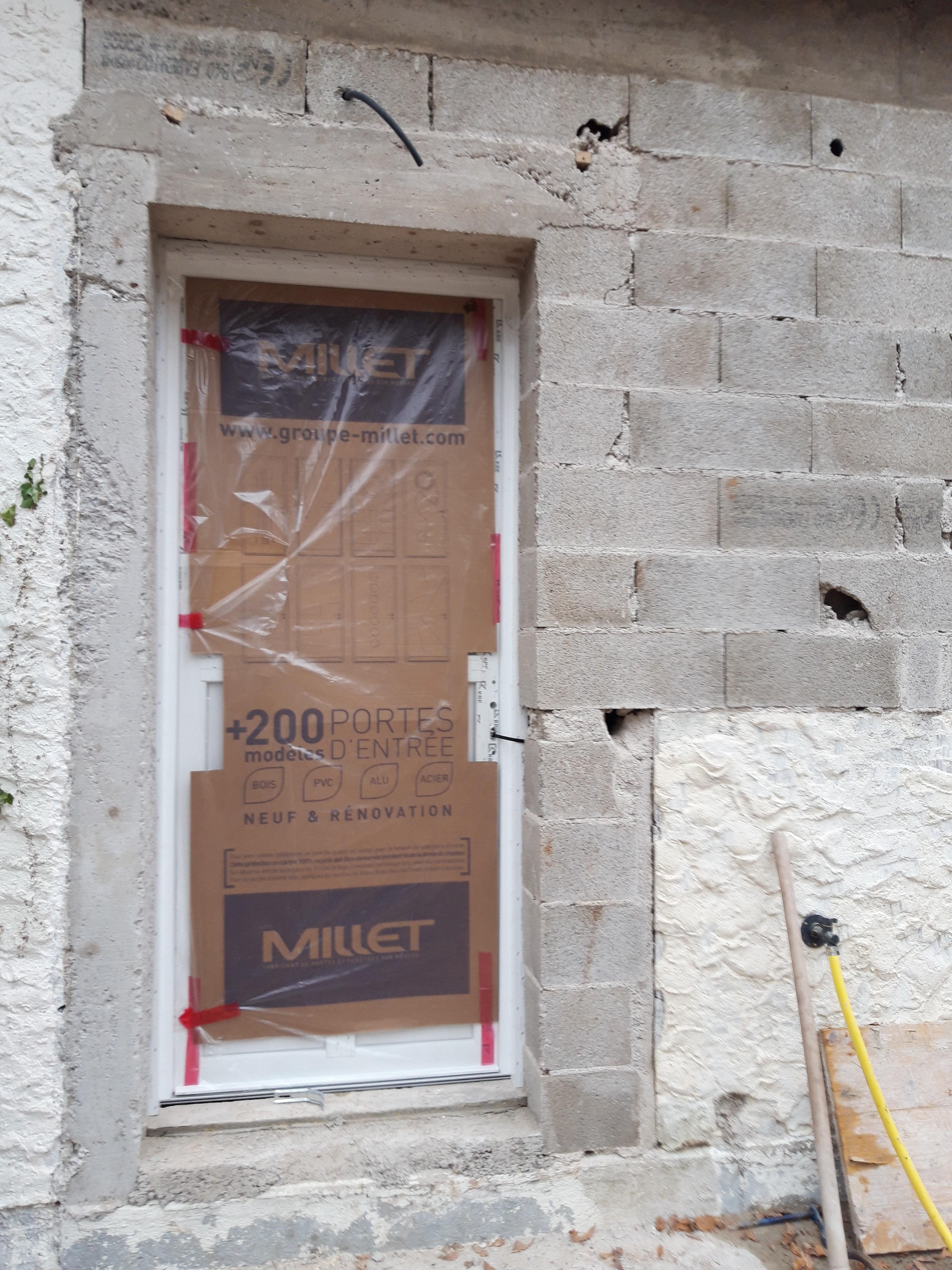 Encadrement porte pierre reconstituée (6)