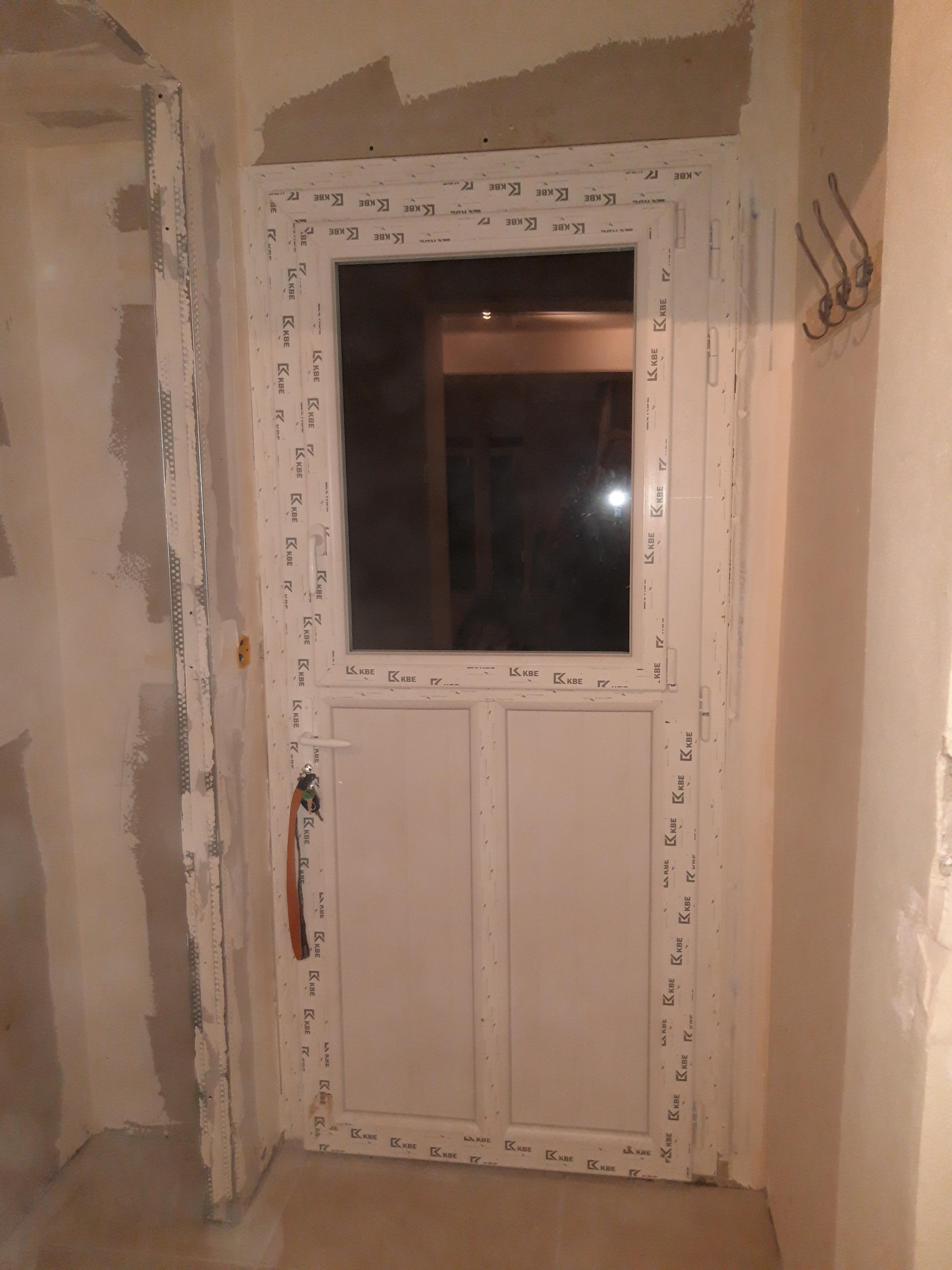 Encadrement porte pierre reconstituée (7)