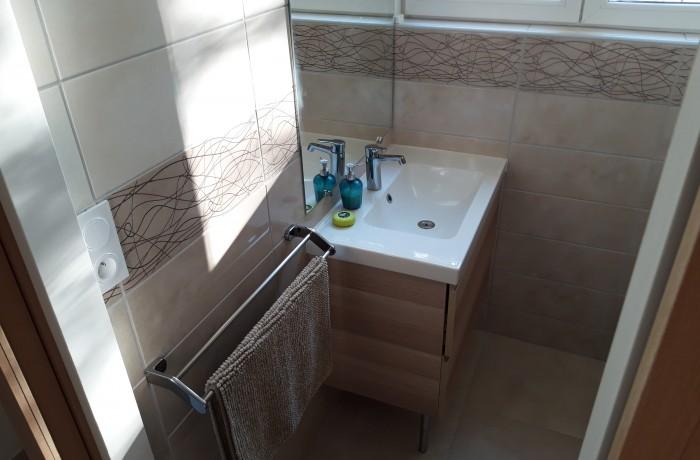 Pose carrelage salle de bain