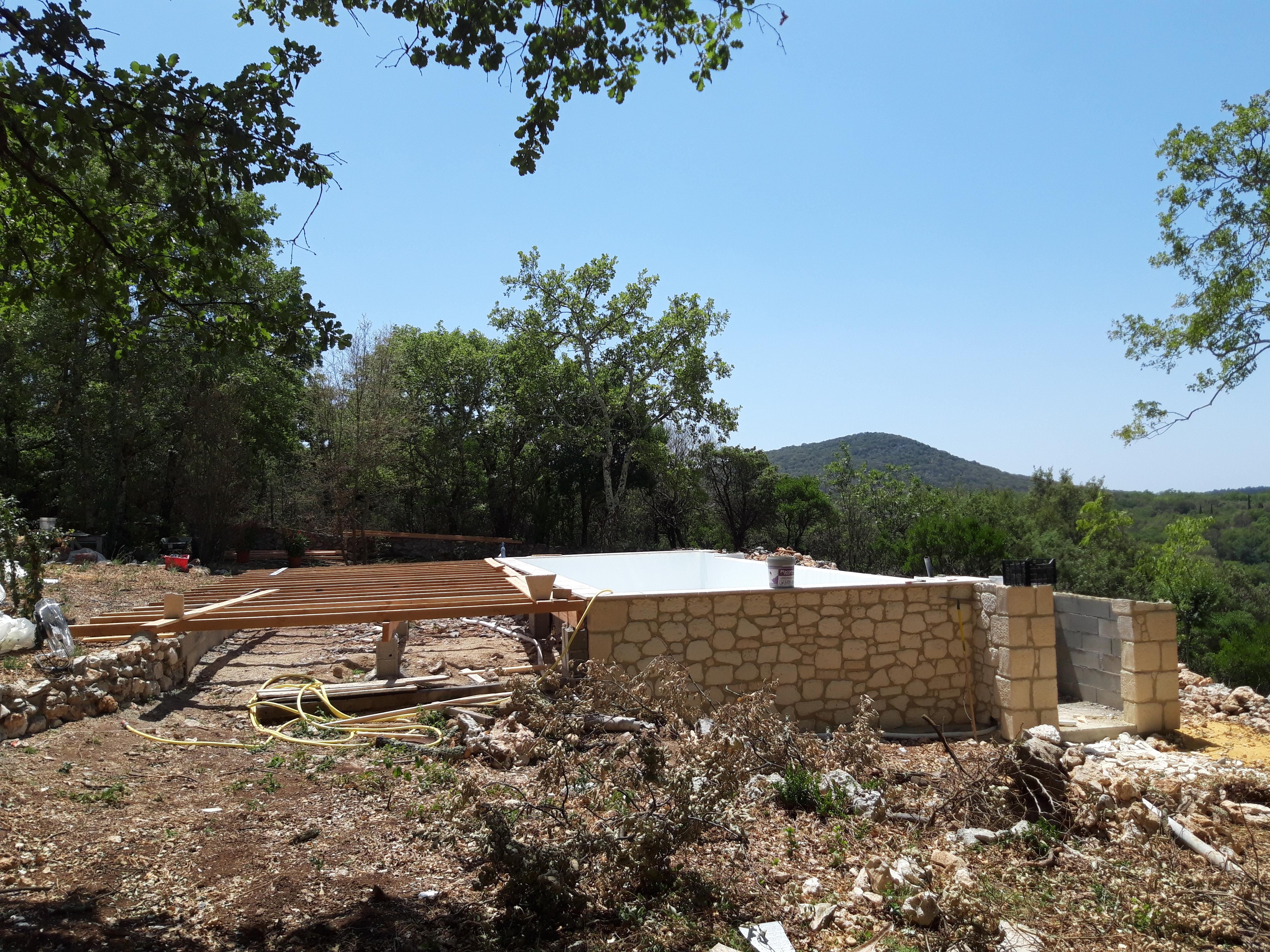Terrasse bois pîscine (2)